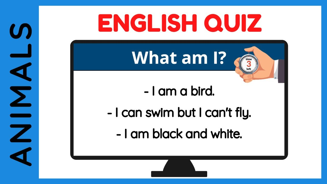 Easy English Quizzes For Kids Games4esl