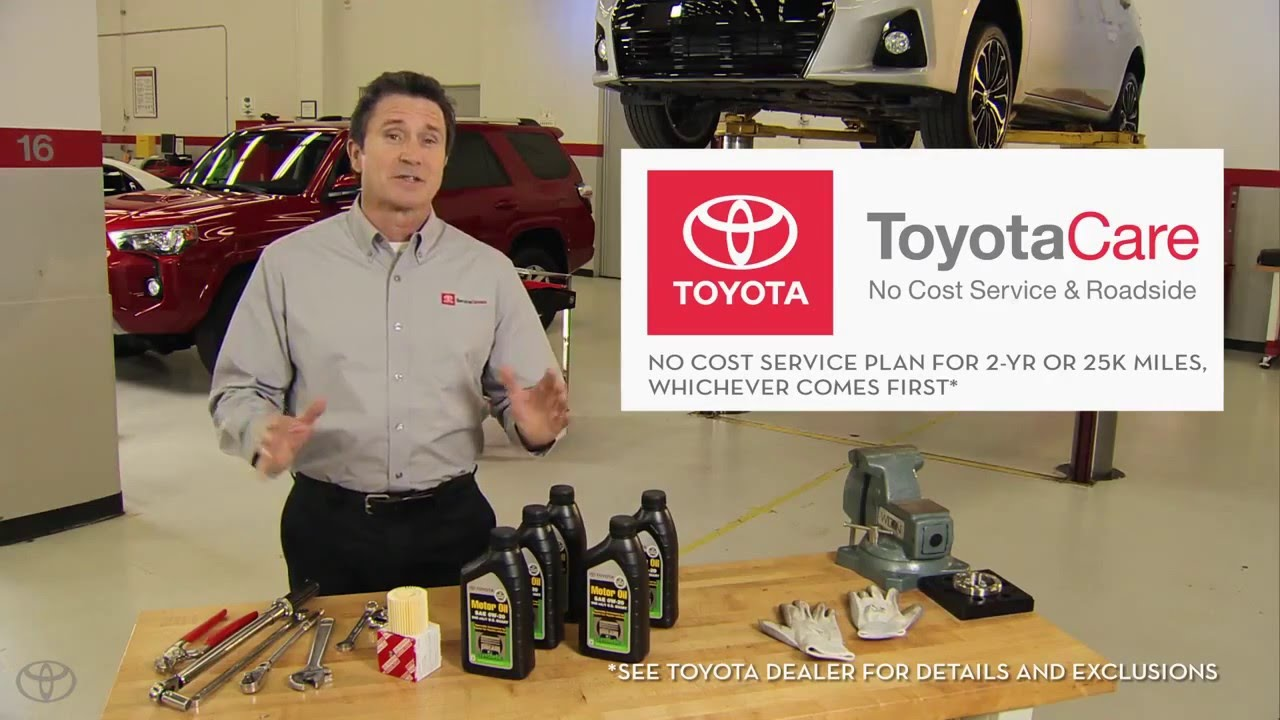 San Francisco Toyota Service Tips | Oil Change