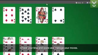 Free FreeCell Solitaire - Play several FreeCell type solitaire games - Download Video Previews screenshot 5