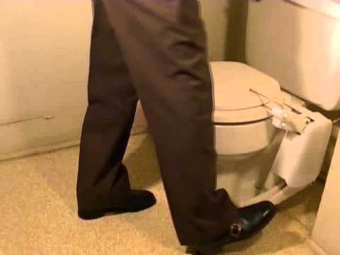 Best Toilet Seat Amp Cover Lifter Amp Flusher Youtube