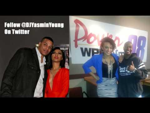 @DJYasminYoung & No Limit Talk Side Wives, Lesbians & Drama With @RichDollaz & Tara from LAHHNY