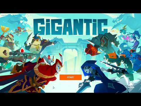 видео: Смотрим gigantic, потом world of warcraft