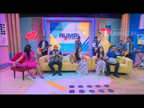 RUMPI - Andika Kangen Band Kepedean Di Gombalin Lucinta Luna & Cium Tangan Lucinta (2/4/18) Part  4