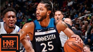 Minnesota Timberwolves vs Detroit Pistons Full Game Highlights | 12.19.2018, NBA Season