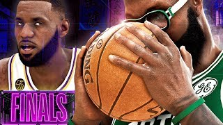 EPIC FINALS GAME 7 & QUADRUPLE-DOUBLE! NBA 2K20 My Career Gameplay Best Paint Beast Build