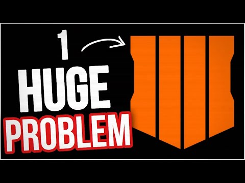 Black Ops 4 Comes With a HUGE Problem