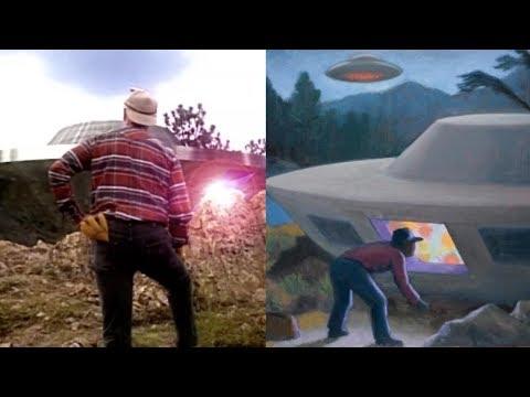 Falcon Lake UFO files donated to university