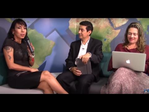 Ana Lucía Muñoz, de AnaLú BLACK, en la Maratón de Emprendimiento  - [Negocios en Tm] ®