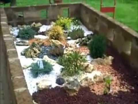 Giardino roccioso quasi youtube for Giardino roccioso con piante grasse