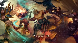 All Diablo 3 Classes Maxed Out - Top 3 Classes In D3