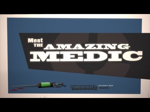 Meet the Amazing Medic- Saxxy Awards 2014