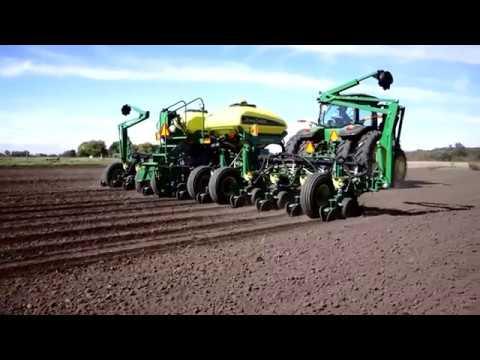 Planting Equipment Drawn Mounted Farm Planters John