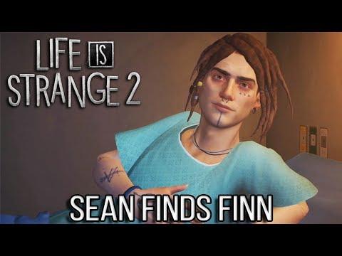 Life is Strange 2 EPISODE 4 Sean Finds Finn in the Hospital (#LiS2Ep4 Faith)