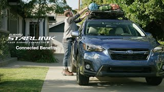 Subaru - Starlink Connected Benefits