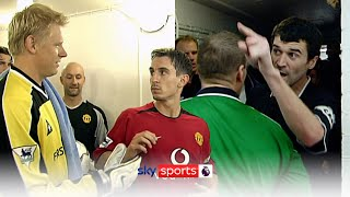 Funny, awkward and memorable TUNNEL moments! | Neville, Keane, Pogba, Rooney & more!