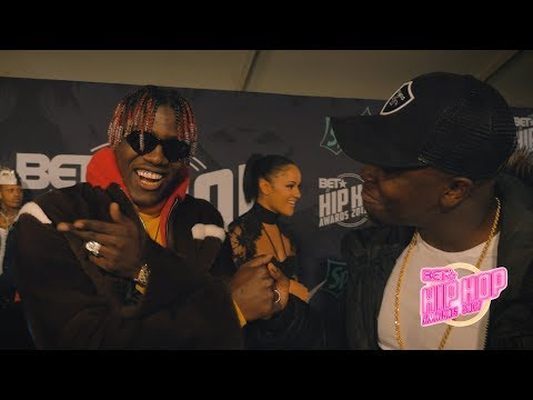 BET Hip Hop Awards 2017 – Behind The Scenes with BIG SHAQ (Mans Not Hot)