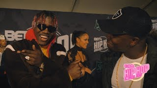 Video BET Hip Hop Awards 2017 – Behind The Scenes with BIG SHAQ (Mans Not Hot) download MP3, 3GP, MP4, WEBM, AVI, FLV Juli 2018