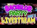 PART2 IT'S MY BACHELOR PARTY & WE'RE GONNA PARTY ALL NIGHT LONG! KINDA?
