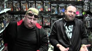 Nasty Boys Shoot Interview!