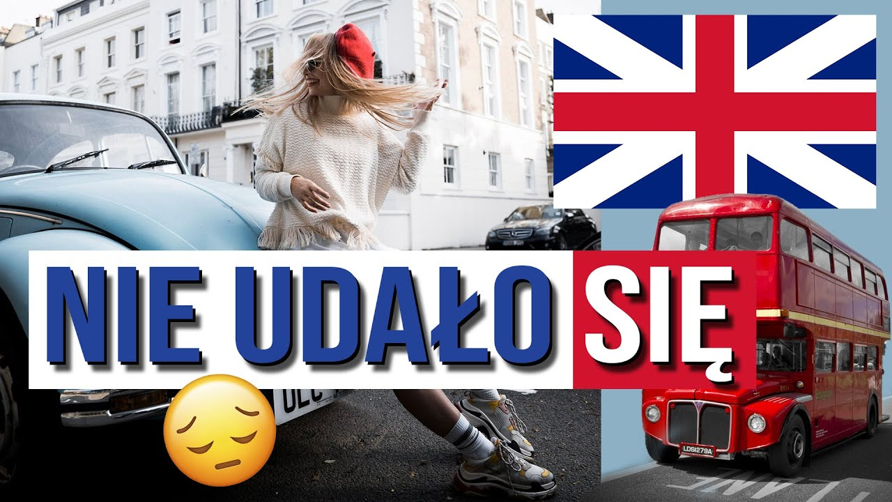 Nie udało się😢/ LONDYN
