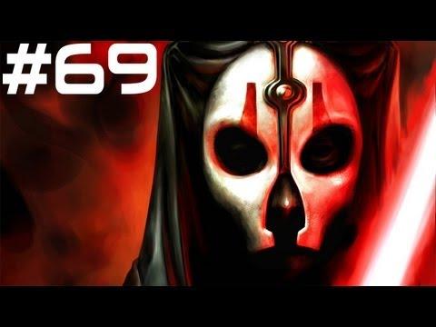 Star Wars: Knights Of The Old Republic 2 - Walkthrough - [Dark Side] - Part 69 - The Basilisk