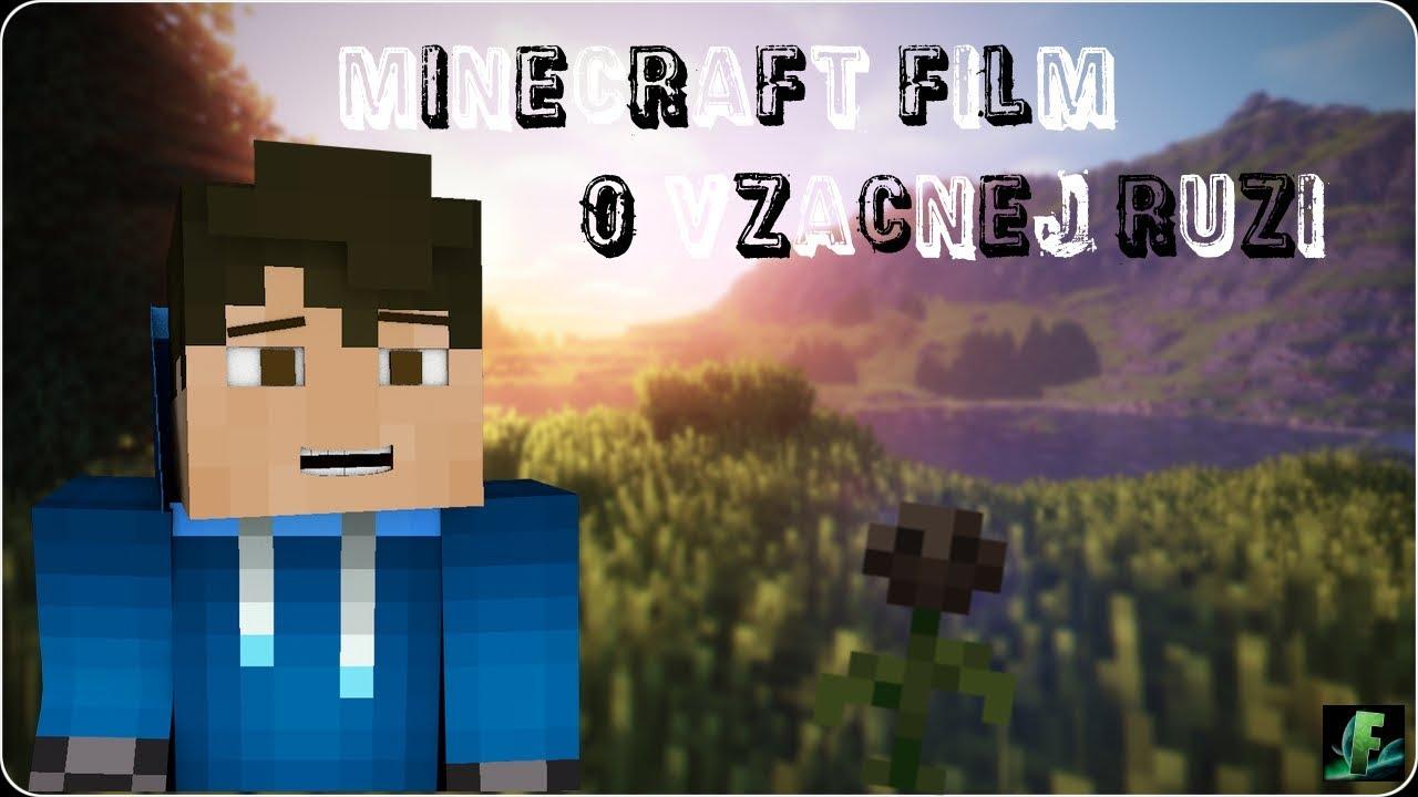 Minecraft film 2019 - O vzácnej ruži - 4K UHD (60 FPS) w/ catcat70 and Tomi  - by FalkettSVK