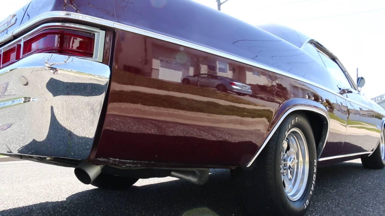 1966 Chevrolet Impala SS For Sale~454 Big Block~Body Off Restoration ...