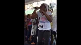 Guarenas se revela contra el régimen y apoya el CAMBIO
