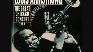 Louis Armstrong and the All Stars 1956 Basin St Bues Live