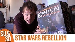 Скачать Star Wars Rebellion Shut Up Sit Down Review