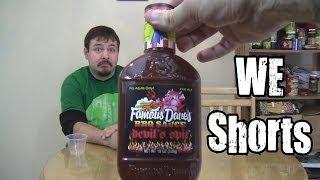 We Shorts - Famous Dave's Bbq Sauce Devil's Spit