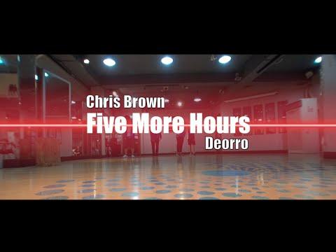 Chris Brown,Deorro - Five More Hours | Choreo 최준용원장 | SJ STYLISHJAZZ CLASS