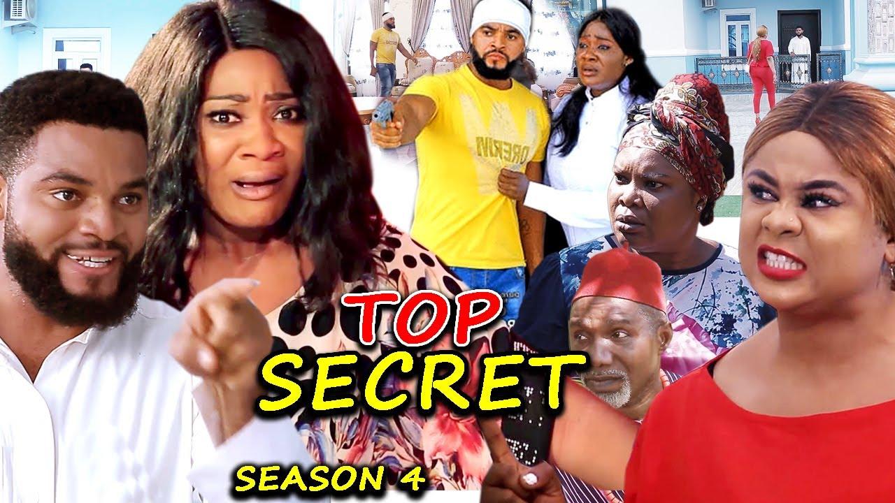 Download TOP SECRET SEASON 4 - Mercy Johnson 2020 Latest Nigerian Nollywood Movie Full HD | 1080p