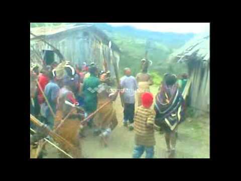 Yali tribe-West Papua