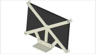 Cnc Router Novice - Tablet Tripod Mount - Part 1: Design