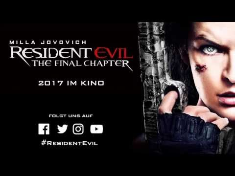 RESIDENT EVIL: THE FINAL CHAPTER - offizieller Trailer 1 (deutsch)