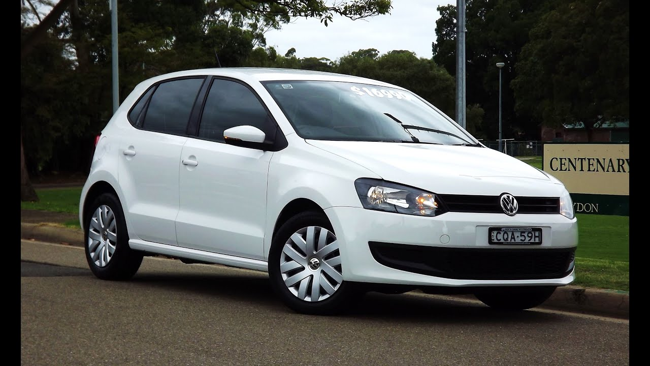 2013 volkswagen polo trendline my14 1 4 dsg automatic 16 youtube. Black Bedroom Furniture Sets. Home Design Ideas