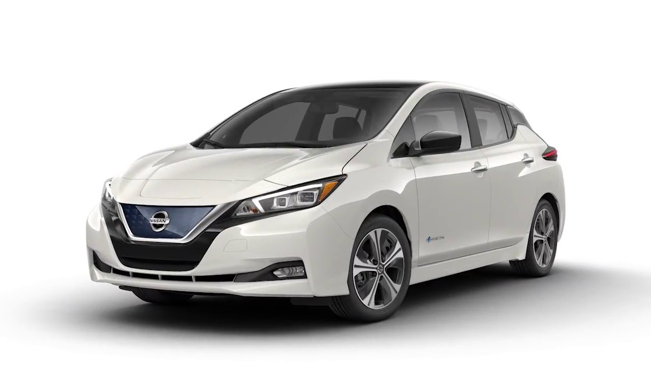 2018 Nissan Leaf Owner S Manual Youtube