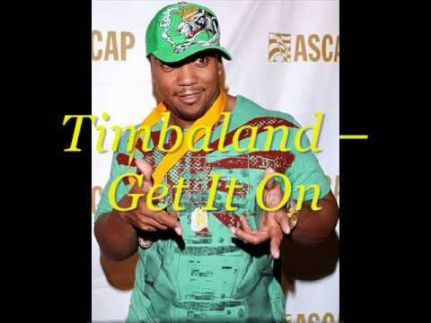 Best Of Timbaland Productions Part 1
