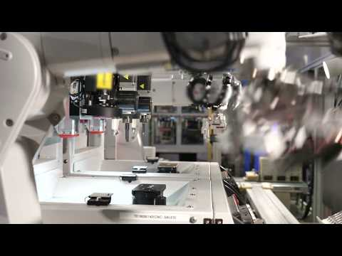 Custom 6-Axis Robot - CKC Engineering, LLC