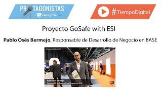 Proyecto GoSafe with ESI | Pablo Osés en Protagonistas GENERA 2020