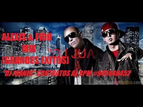 ALEXIS Y FIDO   MIX   DJ  JUANEX   JAUJA  PERU