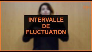 Mathématiques - Intervalle de fluctuation