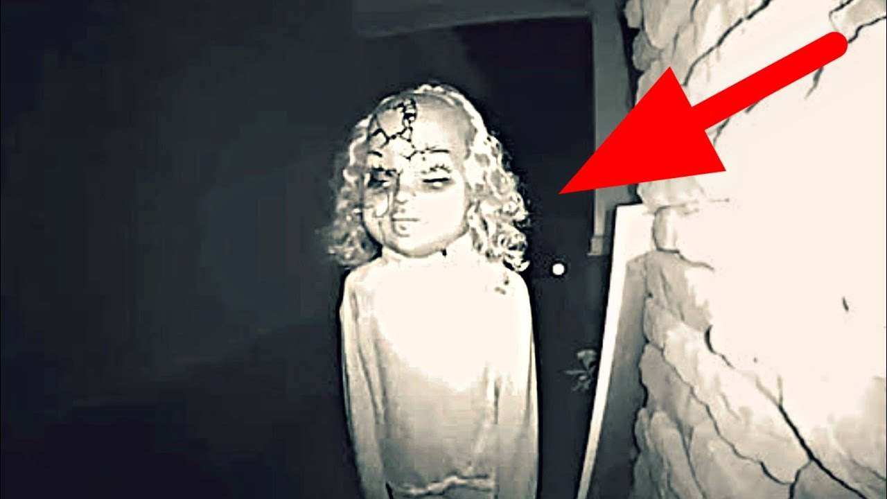 5 SCARY Ghost Videos Caught On Doorbell CAMERA!