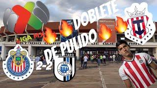 QUERÉTARO VS CHIVAS  2-2 RESUMEN GOLES CLAUSURA 2018 JORNADA 7 ESTADIO CORREGIDORA