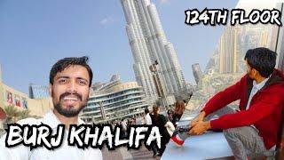 BURJ KHALIFA , DUBAI - Full Tour and Breakfast in Burj Khalifa