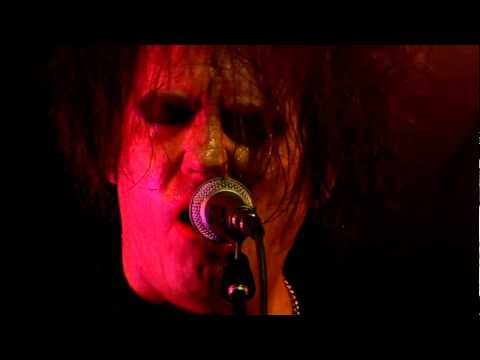 The Cure The Figurehead  live