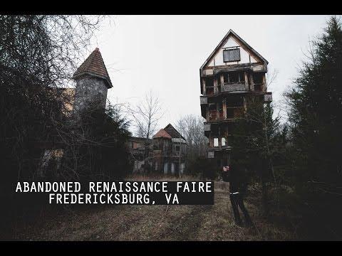 Abandoned Renaissance Faire Trip in Fredericksburg, VA