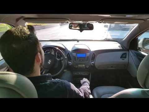 Kendi Kendine Park Etme Otomatik Pilot Hyundai ix35 APA Park