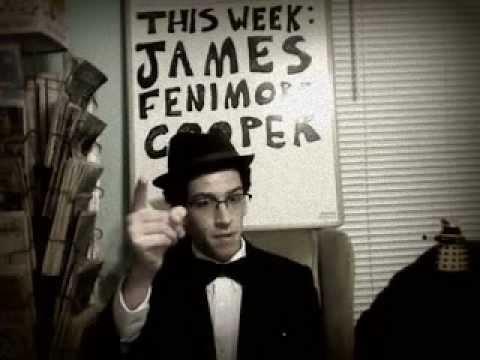 That Random Historical Figure: James Fenimore Cooper